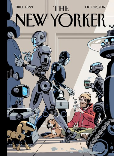 """Tech Support"", par R. Kikuo Johnson"